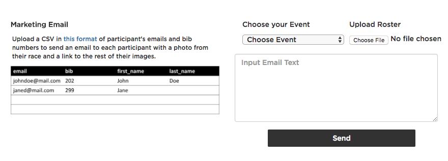 FlashFrame Email Marketing